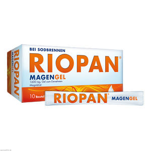 RIOPAN Magen-Gel Stick-pack Btl.